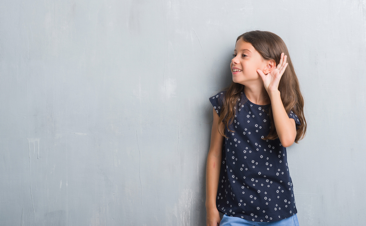 """SUPER HEARING """"I am for you"""" What Are You Hearing? Hearing Past the Situation."""