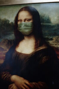 mona-lisa-with-face-mask-Positively-Outrageous-Service-Photo-by-cottonbro-from-Pexels