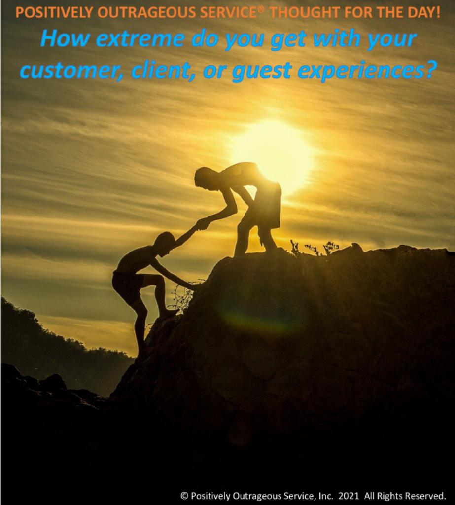 Never Say No-Get Extreme